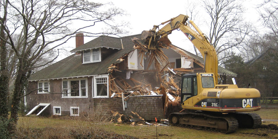 House Demolition by DECA