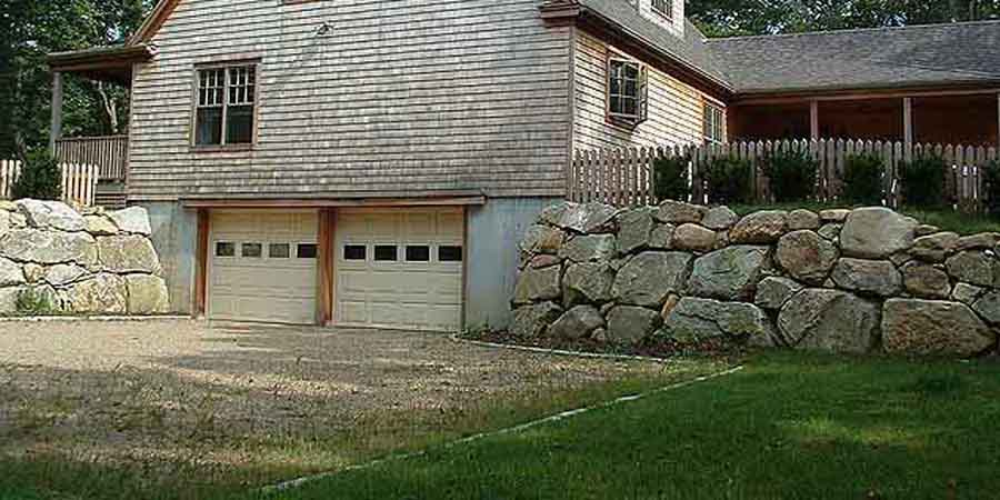 Some examples of Retaining Walls by DECA